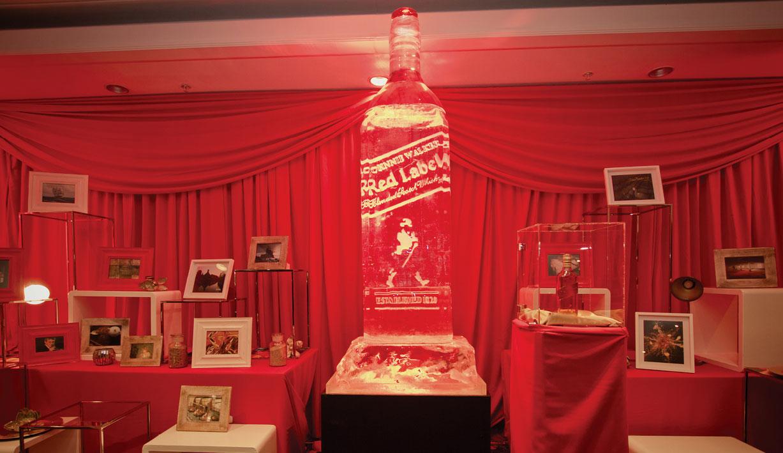 Johnnie Walker Red Label Launch