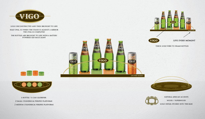 Vigo Bottle Glorifier