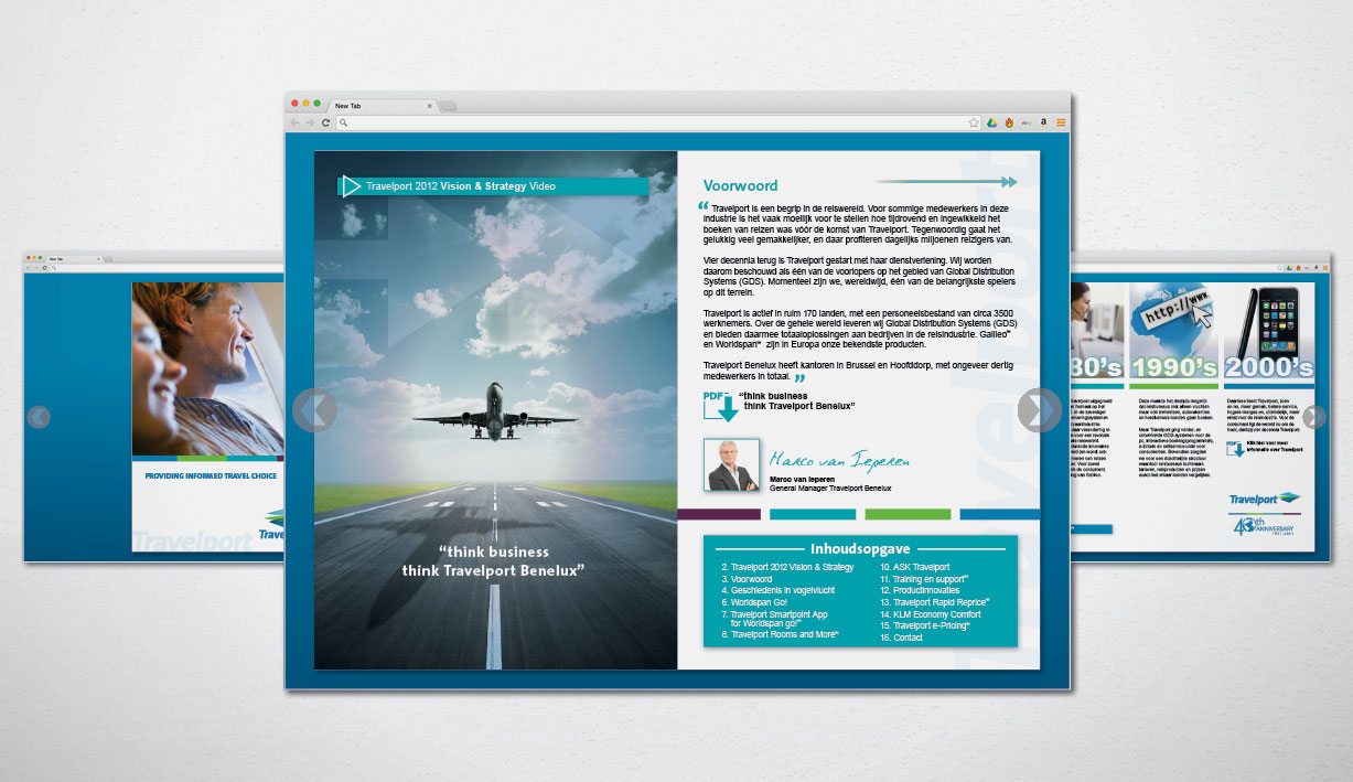 Travelport Trade eBooks