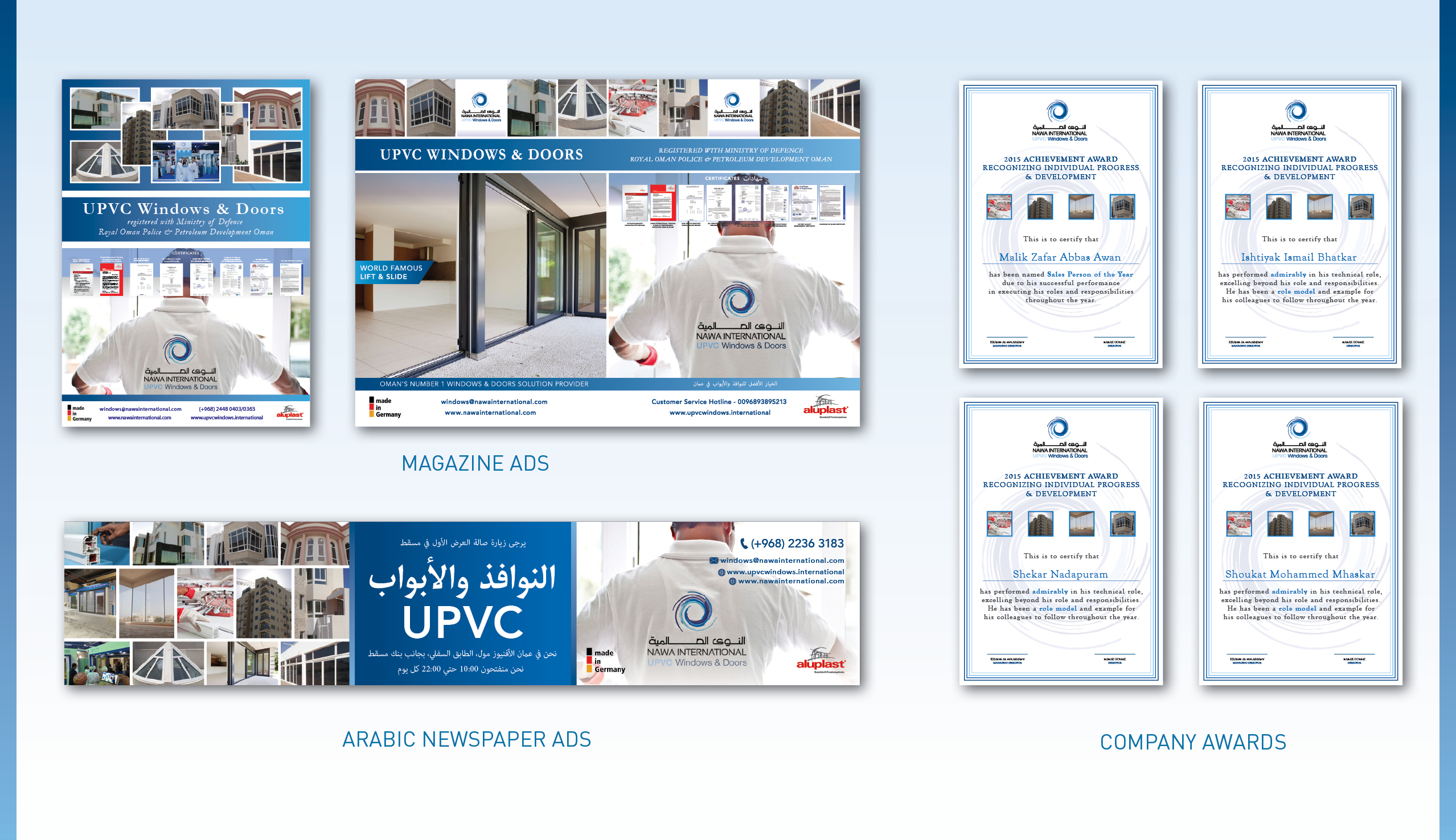 NAWA UPVC Windows & Doors